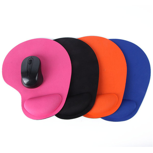 Mouse Pad Wrist Protect Optical Trackball - cover photo