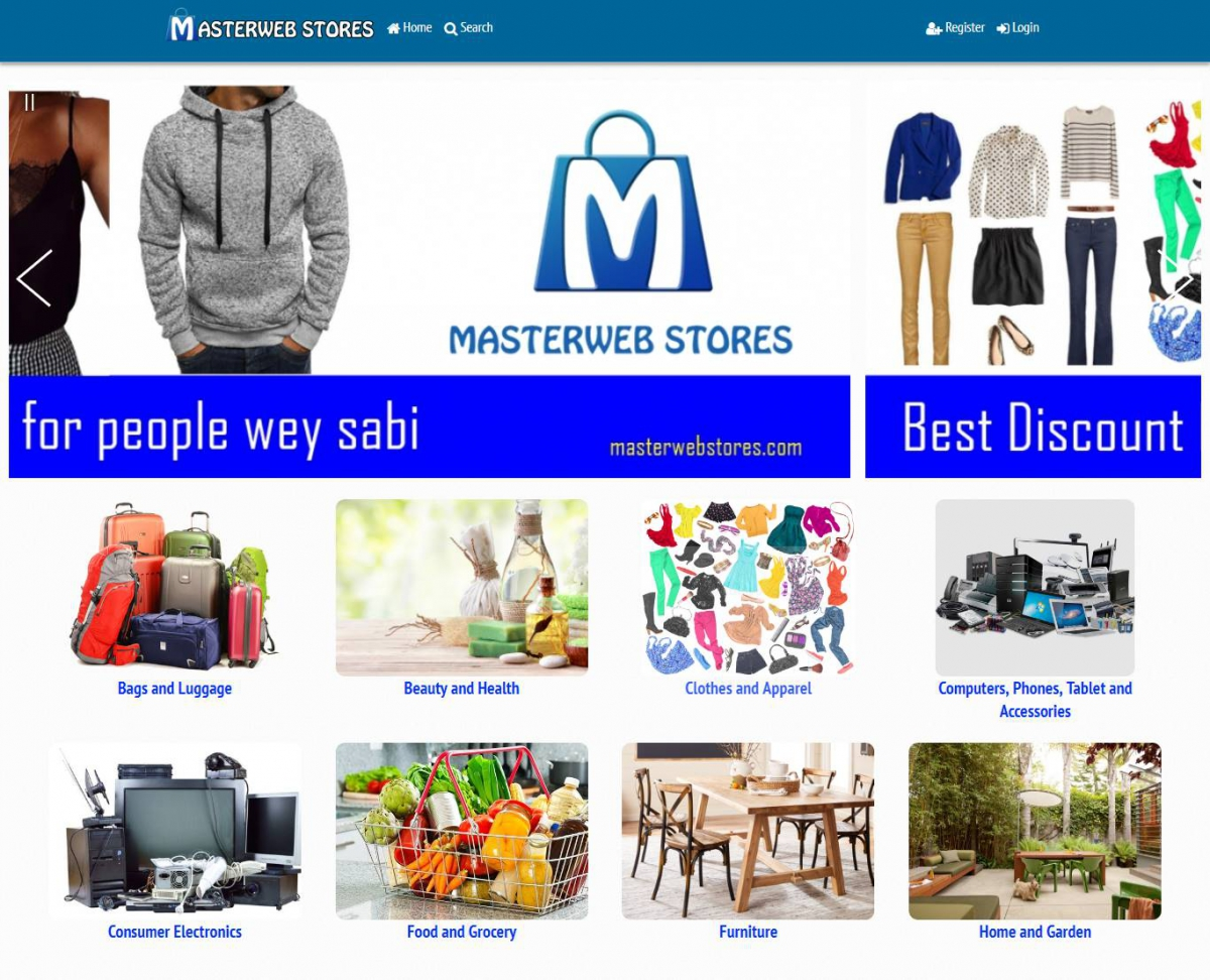 Masterweb Stores Installation - cover photo